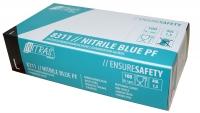 Nitras Nitrile blue PF Einweghandschuhe