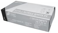 Nitras Nitrile white PF Einweghandschuhe