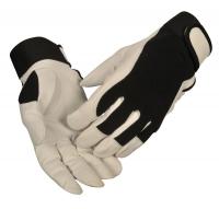Ox-On Worker Basic / Keox Ziegenlederhandschuhe