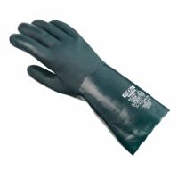teXXor® Chemikalienschutzhandschuh PVC GRÜN