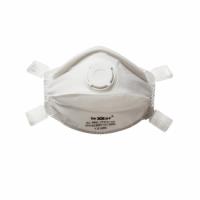 "teXXor® Feinstaubmasken, FFP3/V ""NR"", mit Nasenbügel"