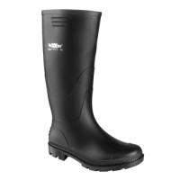 teXXor® PVC-Berufsstiefel OB-E-SRA - schwarz