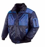 teXXor® Pilotjacke OSLO - marina/kornblau