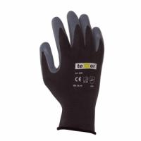 teXXor® Polyester-Handschuhe NITRIL BESCHICHTET