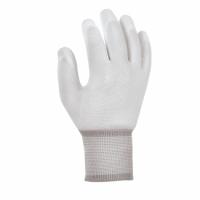 teXXor® Polyester-Strickhandschuhe POLYURETHAN BESCHICHTET