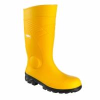 teXXor® S5-PVC-Sicherheitsstiefel - gelb
