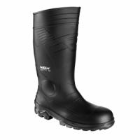 teXXor® S5-PVC-Sicherheitsstiefel - schwarz
