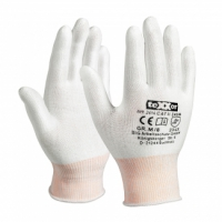 teXXor® Schnittschutz-Strickhandschuhe OHNE BESCHICHTUNG