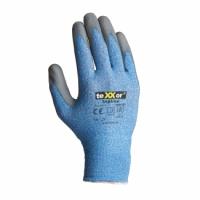 teXXor® Schnittschutz-Strickhandschuhe POLYURETHAN-Beschichtung