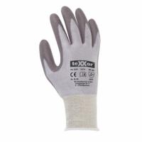 teXXor® Schnittschutz-Strickhandschuhe PU-BESCHICHTUNG