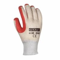 teXXor® Strick-Handschuhe mit Latexbeschichtung