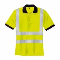 teXXor® Warnschutz-Polo-Shirts - gelb