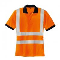 teXXor® Warnschutz-Polo-Shirts - orange