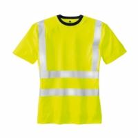 teXXor® Warnschutz-T-Shirt HOOGE - gelb
